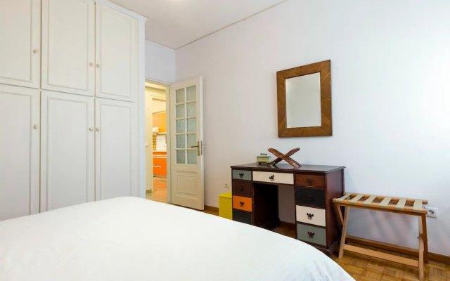 Апартаменты Vintage Style 2 Bedroom Apartment Афины удобства в номере