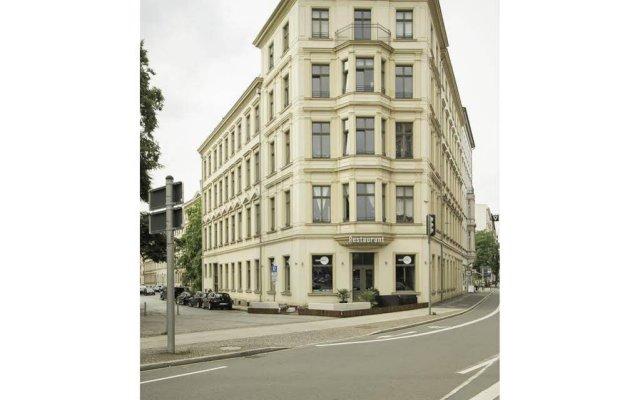 Отель Kokon Apartments Германия, Лейпциг - отзывы, цены и фото номеров - забронировать отель Kokon Apartments онлайн вид на фасад
