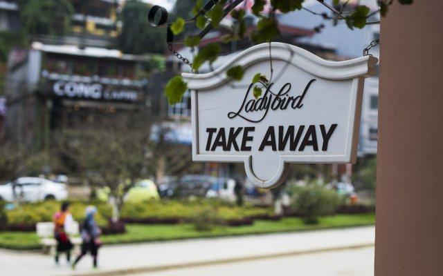 Отель Ladybird Sapa Hotel Вьетнам, Шапа - отзывы, цены и фото номеров - забронировать отель Ladybird Sapa Hotel онлайн вид на фасад