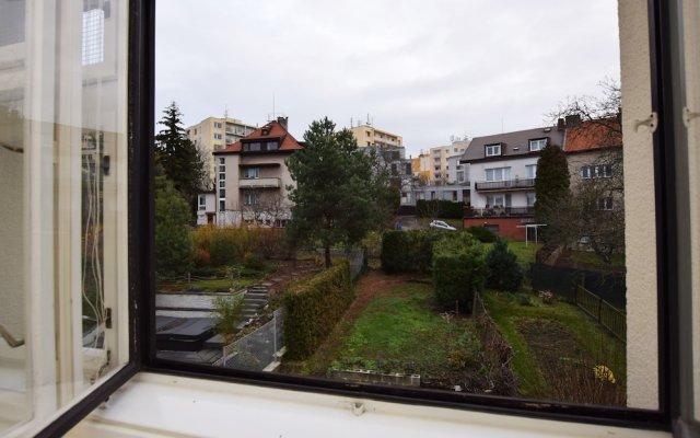 Отель Císarka apartment Чехия, Прага - отзывы, цены и фото номеров - забронировать отель Císarka apartment онлайн комната для гостей