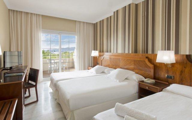Отель Elba Motril Beach & Business Resort комната для гостей