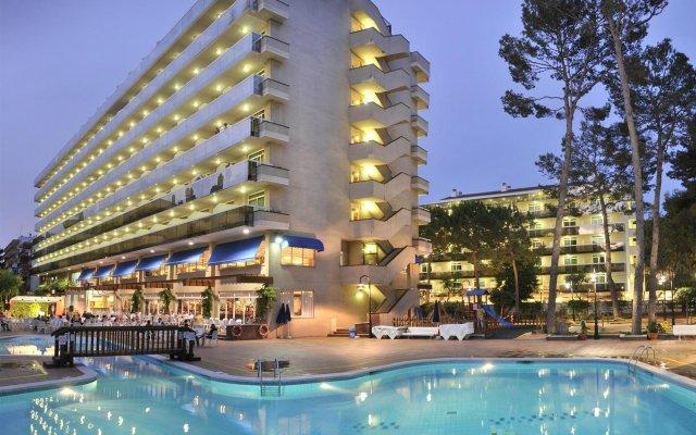 Hotel Marinada & Aparthotel Marinada вид на фасад
