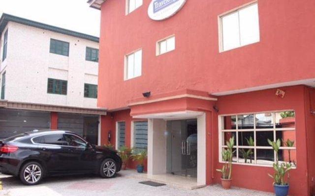 Отель Travelodge Ikeja вид на фасад