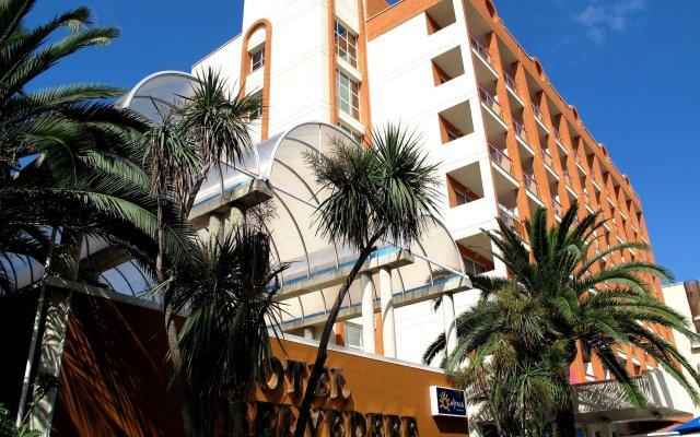 Отель Ohtels Belvedere вид на фасад