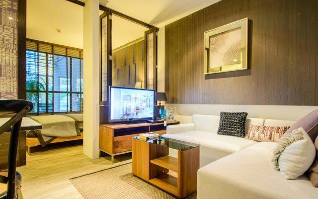 Отель Centrio By Ni Hospitality Management Пхукет комната для гостей