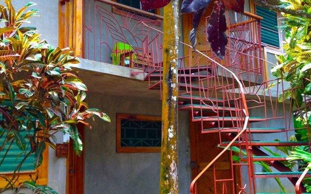 Отель Whistling Bird Resort вид на фасад