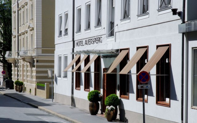 Hotel & Villa Auersperg вид на фасад