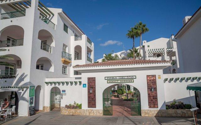 Отель Sunset Harbour Club by Diamond Resorts Испания, Адехе - 3 отзыва об отеле, цены и фото номеров - забронировать отель Sunset Harbour Club by Diamond Resorts онлайн вид на фасад