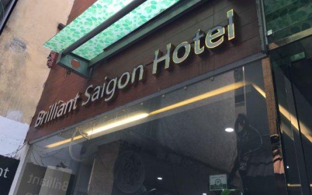 Acacia Saigon Hotel вид на фасад