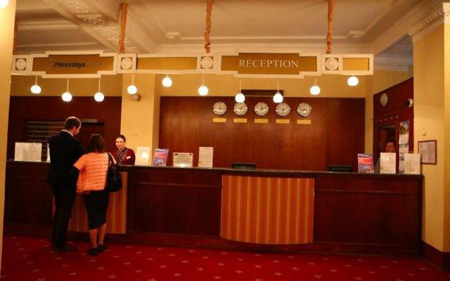 Гостиница Приморская Сочи интерьер отеля