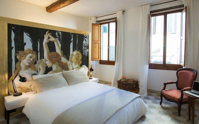 Отель Buontalenti Charmsuite комната для гостей