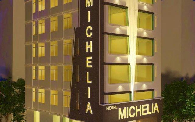 Michelia Saigon Hotel вид на фасад