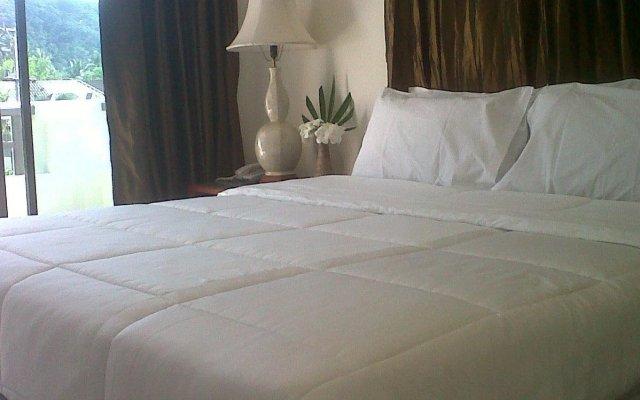 Апартаменты Leelawadee Apartment By Aree комната для гостей