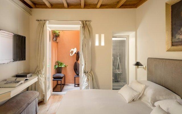 Отель Crossing Condotti Италия, Рим - отзывы, цены и фото номеров - забронировать отель Crossing Condotti онлайн комната для гостей