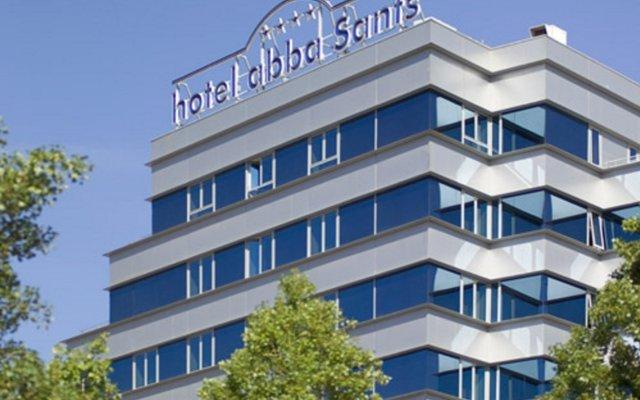 Abba Sants Hotel вид на фасад