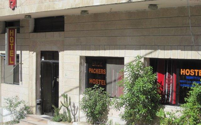 Отель Sabaa Hotel Иордания, Вади-Муса - отзывы, цены и фото номеров - забронировать отель Sabaa Hotel онлайн вид на фасад