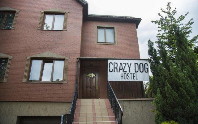 Crazy Dog Hostel Калининград вид на фасад