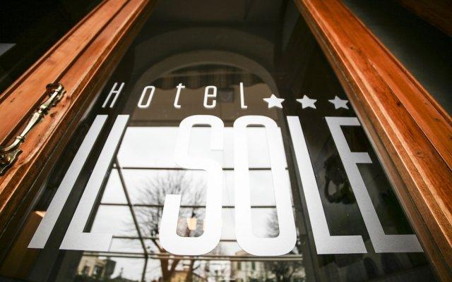 Отель Il Sole Италия, Эмполи - отзывы, цены и фото номеров - забронировать отель Il Sole онлайн вид на фасад