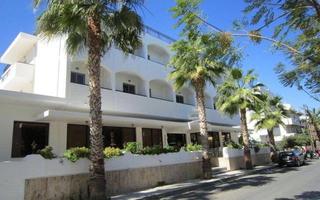 Отель Imperial Hotel Греция, Кос - отзывы, цены и фото номеров - забронировать отель Imperial Hotel онлайн вид на фасад