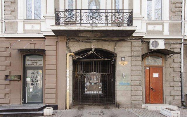Апартаменты Odessa Rent Service Apartments Одесса вид на фасад