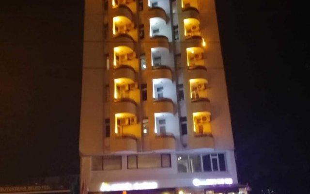 Katan Hotel вид на фасад