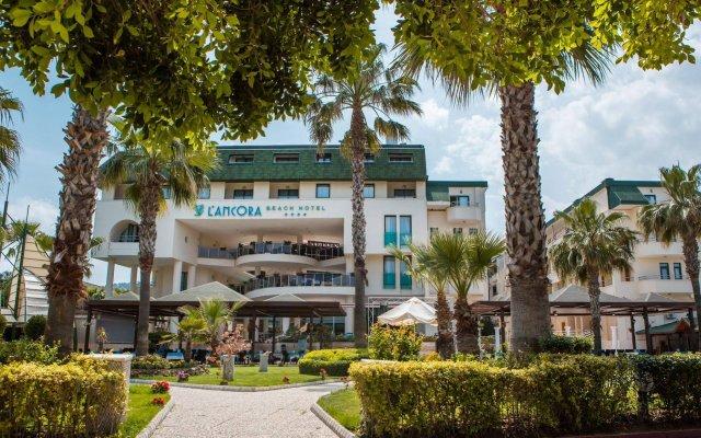 L'ancora Beach Hotel - All Inclusive вид на фасад