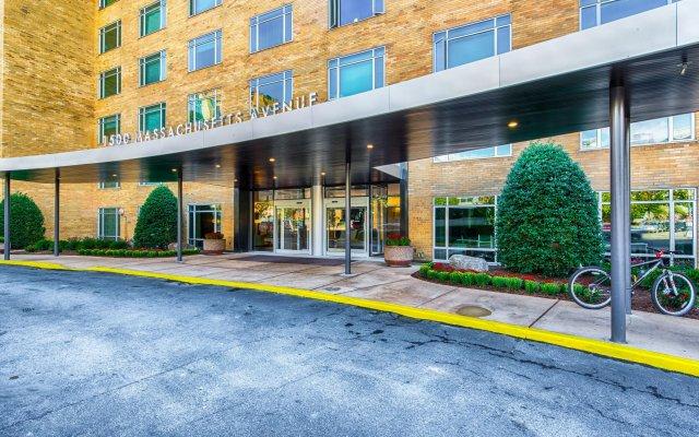 Отель Ginosi Basics Capitol Apartel США, Вашингтон - отзывы, цены и фото номеров - забронировать отель Ginosi Basics Capitol Apartel онлайн