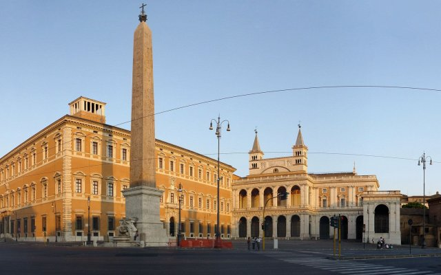 Отель Desiderio di Roma Италия, Рим - отзывы, цены и фото номеров - забронировать отель Desiderio di Roma онлайн вид на фасад