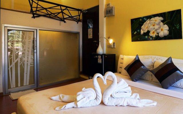 Отель Phuket Paradiso Hotel Таиланд, Бухта Чалонг - отзывы, цены и фото номеров - забронировать отель Phuket Paradiso Hotel онлайн вид на фасад