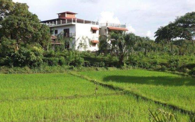 Отель Manikgoda Tea Paradise вид на фасад