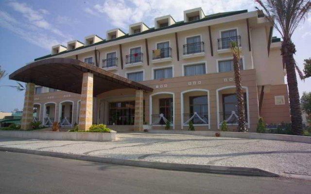 Отель Armas Labada - All Inclusive вид на фасад