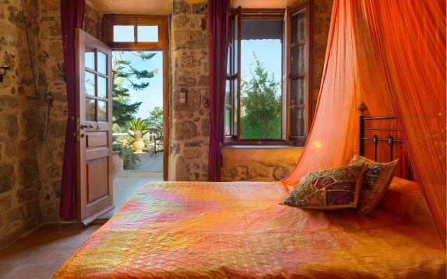 Отель Nikos - Takis Fasion Родос комната для гостей