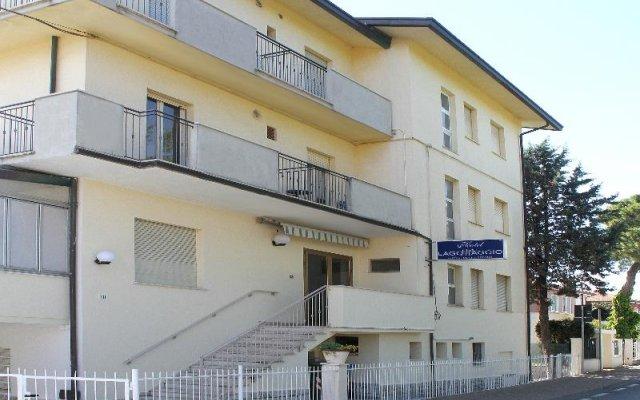Hotel Lagomaggio вид на фасад