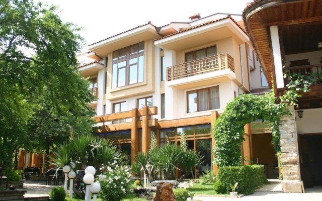 Отель National Palace Hotel Болгария, Сливен - отзывы, цены и фото номеров - забронировать отель National Palace Hotel онлайн вид на фасад
