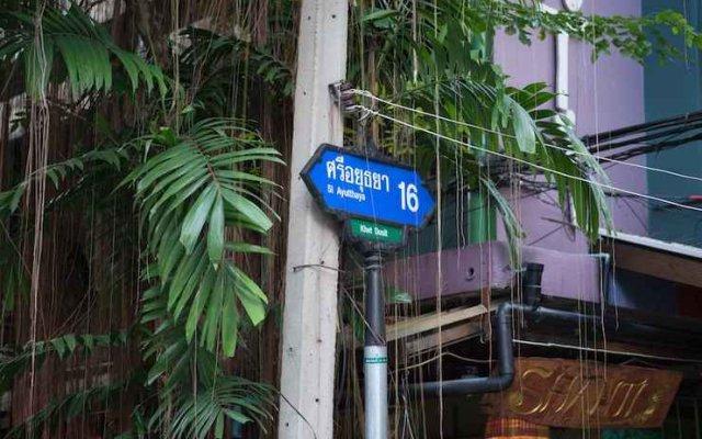 Отель Sawatdee Guesthouse the Original Таиланд, Бангкок - отзывы, цены и фото номеров - забронировать отель Sawatdee Guesthouse the Original онлайн вид на фасад
