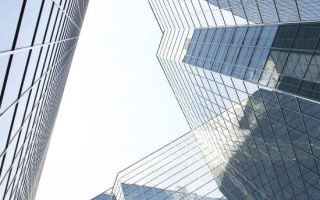 Отель Ramada Plaza Antwerp Бельгия, Антверпен - 1 отзыв об отеле, цены и фото номеров - забронировать отель Ramada Plaza Antwerp онлайн вид на фасад