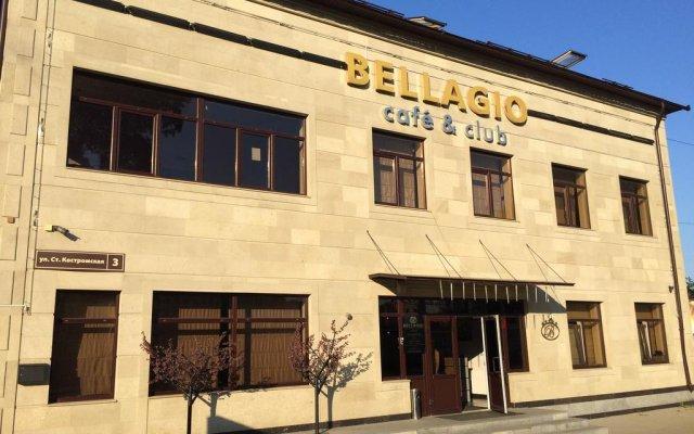 Гостиница Белладжио в Ярославле отзывы, цены и фото номеров - забронировать гостиницу Белладжио онлайн Ярославль вид на фасад