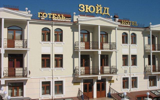 Гостиница Зюйд вид на фасад
