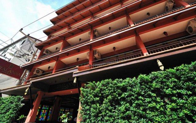Отель Siralanna Phuket вид на фасад