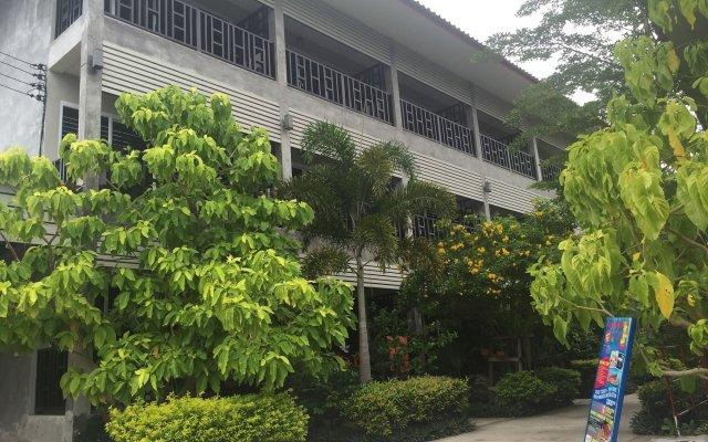 Отель Baan Suan Ta Hotel Таиланд, Мэй-Хаад-Бэй - отзывы, цены и фото номеров - забронировать отель Baan Suan Ta Hotel онлайн вид на фасад