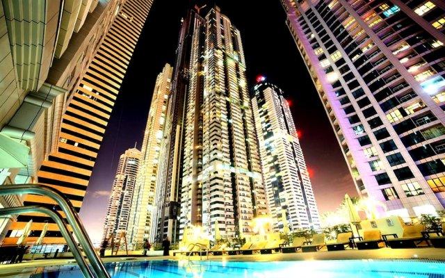 1br Dubai Marina View Princess Tower 1609 0