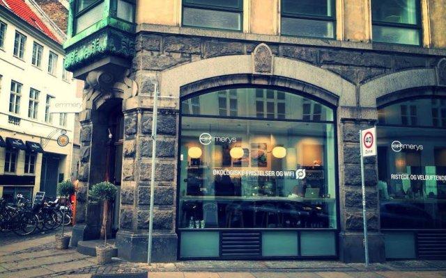 Отель Vestergade 19 Apartment Дания, Копенгаген - отзывы, цены и фото номеров - забронировать отель Vestergade 19 Apartment онлайн вид на фасад