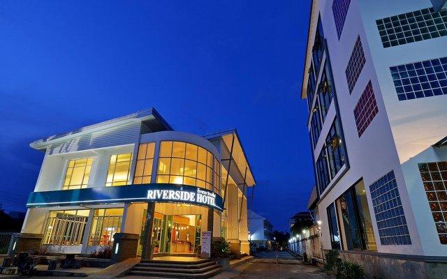 Отель Riverside Hotel Таиланд, Краби - 1 отзыв об отеле, цены и фото номеров - забронировать отель Riverside Hotel онлайн вид на фасад