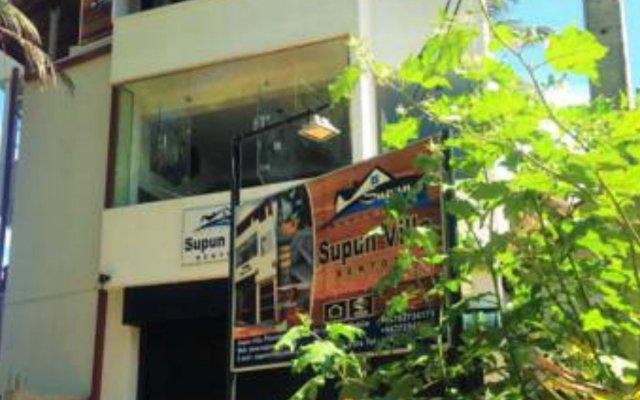 Отель Supun Villa Шри-Ланка, Бентота - отзывы, цены и фото номеров - забронировать отель Supun Villa онлайн вид на фасад