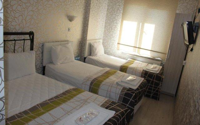Balkan Hotel комната для гостей