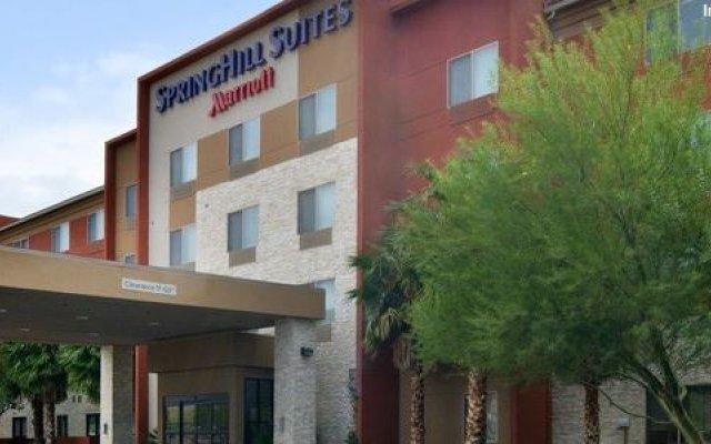 Отель SpringHill Suites by Marriott Las Vegas Henderson США, Хендерсон - отзывы, цены и фото номеров - забронировать отель SpringHill Suites by Marriott Las Vegas Henderson онлайн вид на фасад