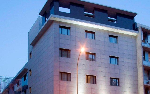 Отель NH Madrid Sur Испания, Мадрид - отзывы, цены и фото номеров - забронировать отель NH Madrid Sur онлайн вид на фасад