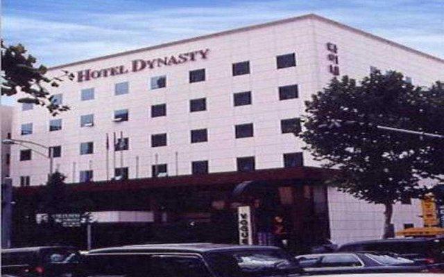 Отель Dynasty Южная Корея, Сеул - отзывы, цены и фото номеров - забронировать отель Dynasty онлайн вид на фасад