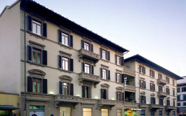 Hotel Palazzo Ognissanti вид на фасад