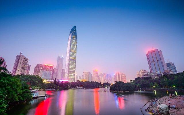 Отель Longzhou Hotel Китай, Шэньчжэнь - отзывы, цены и фото номеров - забронировать отель Longzhou Hotel онлайн